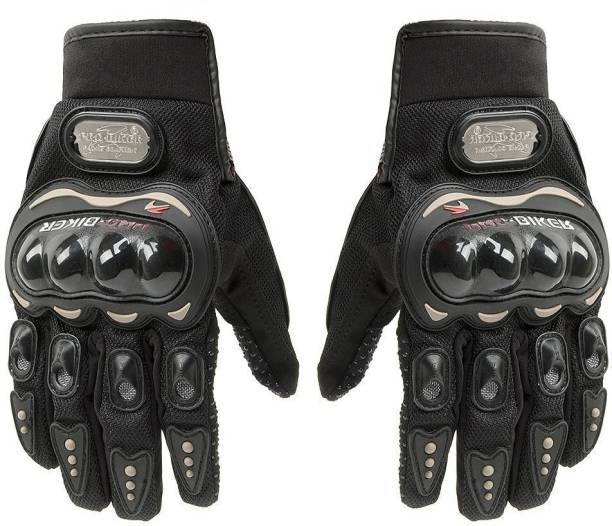 Probiker Gloves Shockproof Foam Padded Outdoor Riding Full Finger Glove For Men Riding Gloves