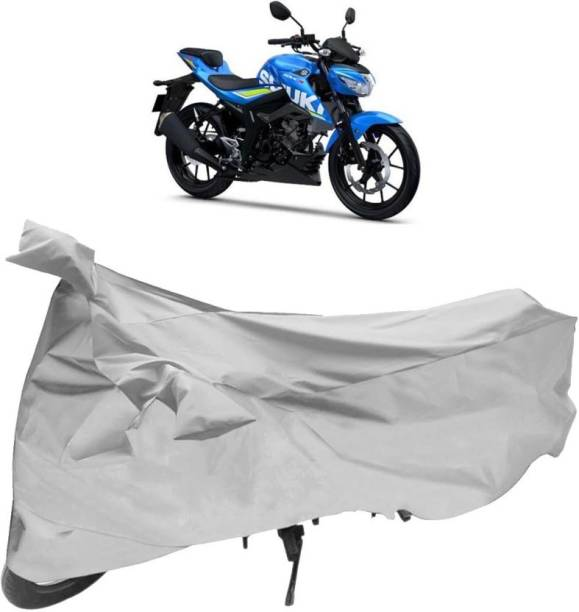 Akshita Enterprises Two Wheeler Cover for Suzuki