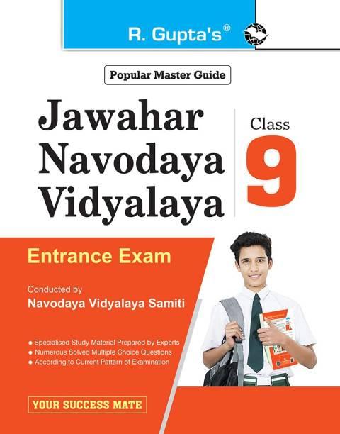 Jawahar Navodaya Vidyalaya (JNV) 9th Class Entrance Exam Guide