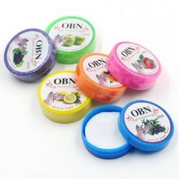 Shaar OBN Nail Polish Remover Pads, Wet Wipes (Nail Paint Reducer) Pack Of 6