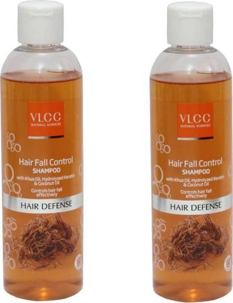 VLCC Hair Fall Control Shampoo Comboo