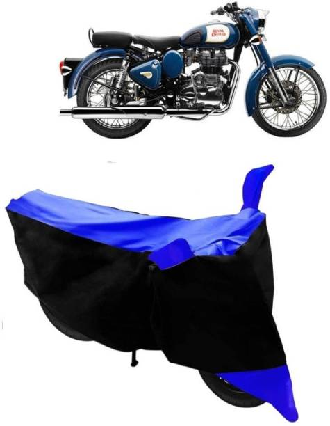 MoTRoX Two Wheeler Cover for Royal Enfield