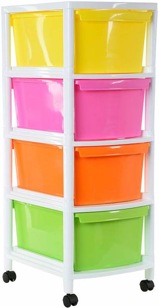 Wud Kraft Plastic Close Book Shelf