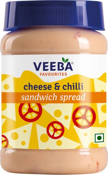 VEEBA Cheese and Chilli Sandwich Spread 275 g