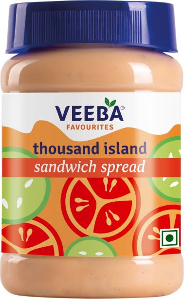 VEEBA Thousand Island Sandwich Spread 280 g