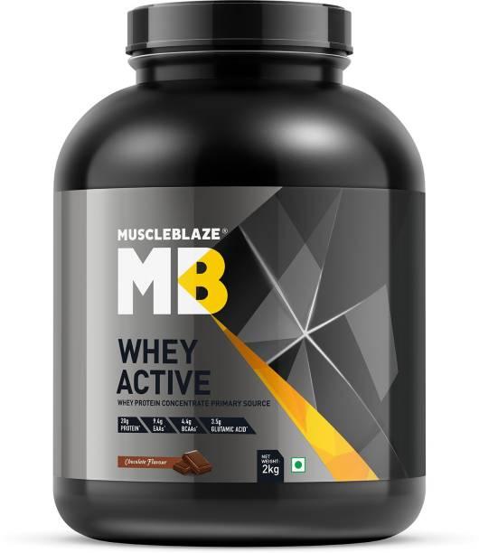 MUSCLEBLAZE Whey Active Whey Protein