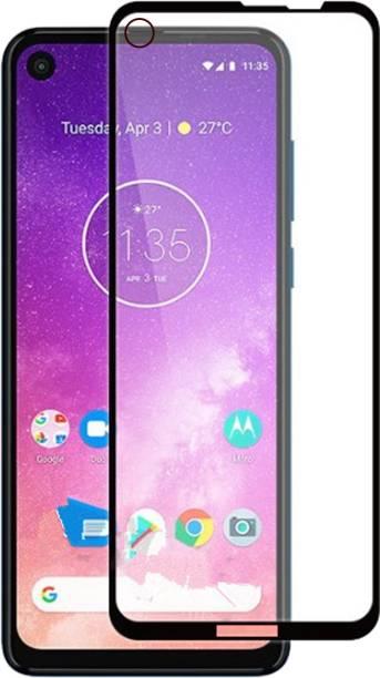 Karpine Edge To Edge Tempered Glass for Motorola One Vision