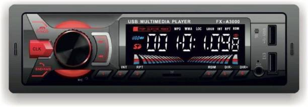Dvis Car Stereo Single Din With USB , AUX , Bluetooth, SD CARD Car Stereo (Single Din) Car Stereo