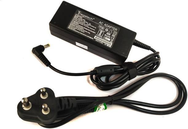 Regatech B113-E, B113-M, P243G 19V 4.74A Charger 90 W Adapter