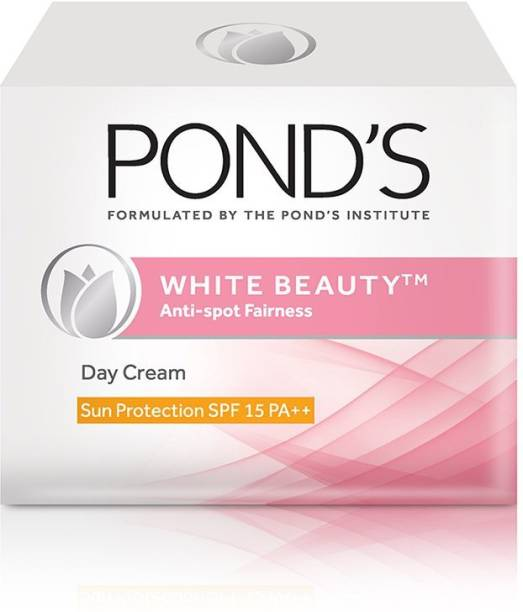 PONDS white beauty anti spot sun protection fairness cream