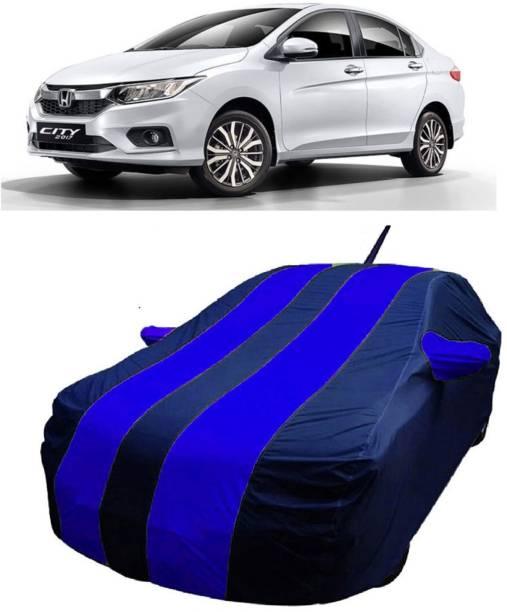 MoTRoX Car Cover For Honda City (With Mirror Pockets)
