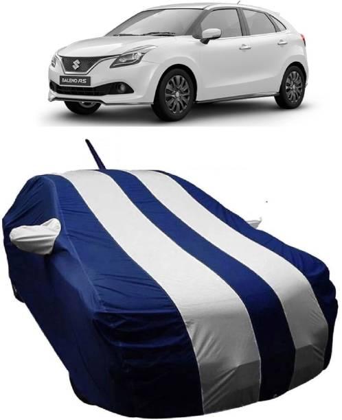 MoTRoX Car Cover For Maruti Suzuki Baleno (With Mirror Pockets)