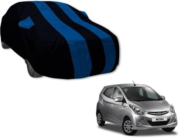 Amanzo Car Cover For Hyundai Eon (With Mirror Pockets)