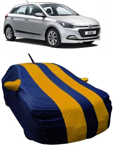 MoTRoX Car Cover For Hyundai i20 (With Mirror Pockets)