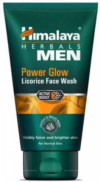 HIMALAYA POWER GLOW LICORICE FACE WASH Face Wash