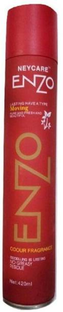enzo Hair Styling Hold Hair Spary Hair Spray