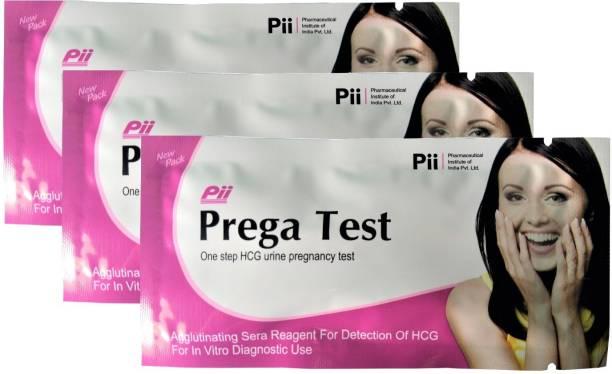 Pii Prega Test Pregnancy Test Kit