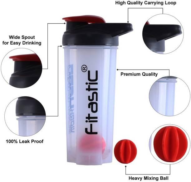 Fitastic Max Shaker White 700 ml Shaker