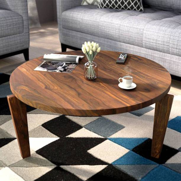 Urban Ladder Mustang Solid Wood Coffee Table