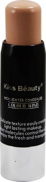 Kiss Beauty Highlight Concealer-51010-03 With Skin Wightening Cream Concealer
