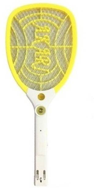 """KitchenFest """"AK-310"""" Fly Mosquito Rechargeable Racket with LED Light Electric Insect Killer"""