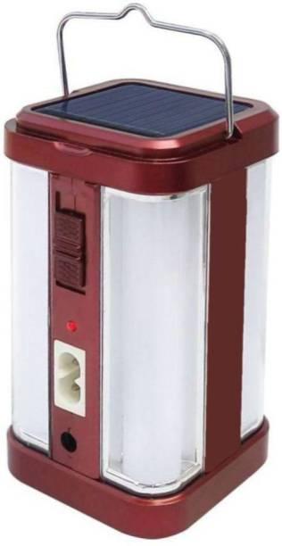 Rocklight RL-860s Solar Four Tube Emergency Light Lantern Emergency Light