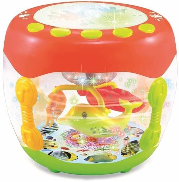TOY & JOY Musical Drum for kids