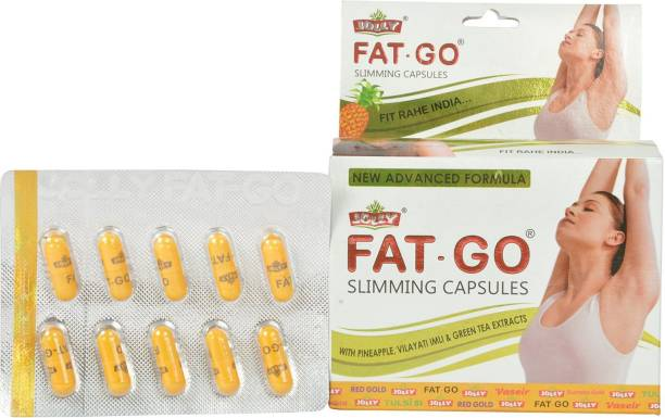 JOLLY Fat Go Slimming capsules (60 Tablets)