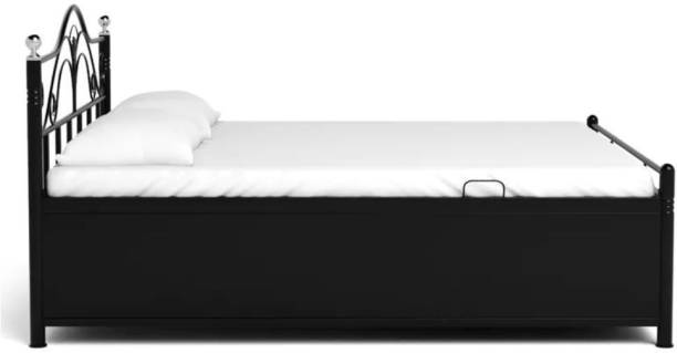A-1 Star Furniture Metal Single Hydraulic Bed