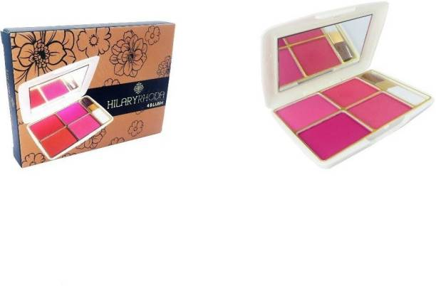Hilary Rhoda 4 Color Blusher Kit for Face Makup