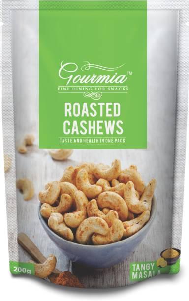 Gourmia Roasted Cashews Tangy Masala Cashews