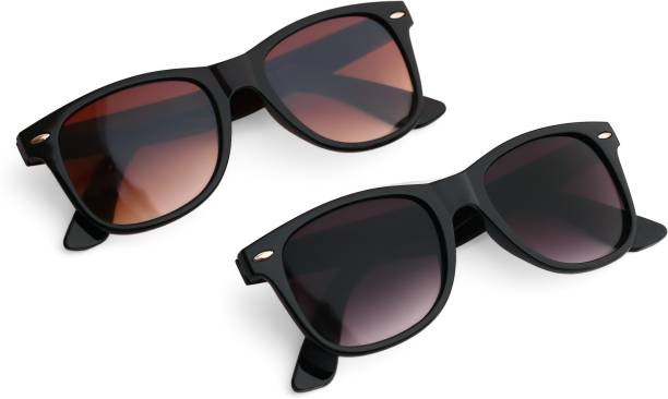 ROYAL SON Wayfarer Sunglasses