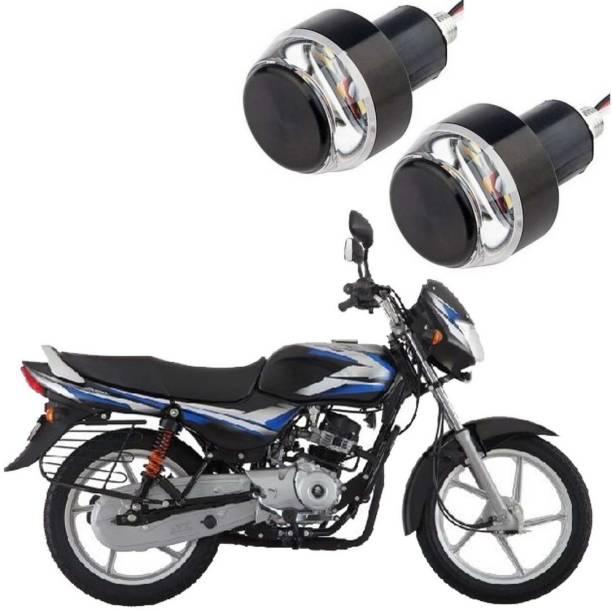Riderscart Front, Rear, Side LED Indicator Light for Bajaj CT 100