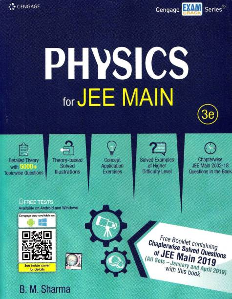 PHYSICS FOR JEE MAIN Third Edition
