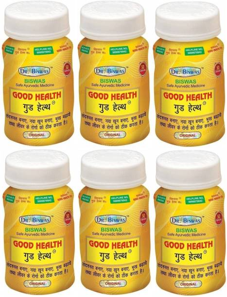 Dr. Biswas Good Health Family Pack