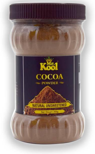 Mr.Kool 100% Natural Unsweetened Cocoa Powder