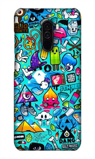 Faybey Back Cover for POCO F1