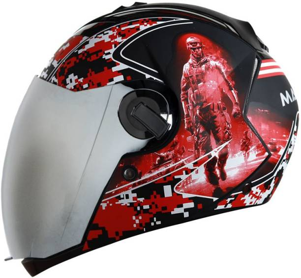 Steelbird SBA-2 Marine Motorbike Helmet