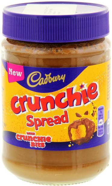 Cadbury Crunchie Spread - 400g 400 g