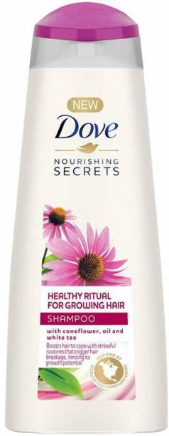 DOVE HEALTHY RITUAL FOR GROWING HAIR