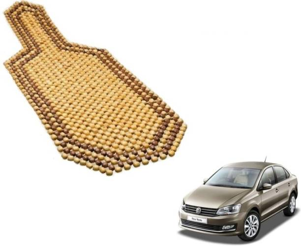 AUTYLE Wood, Plastic Car Seat Cover For Volkswagen Vento