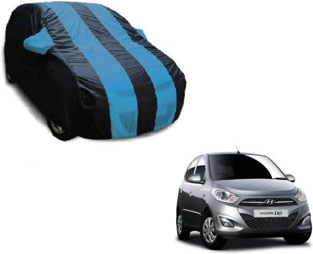 Flipkart SmartBuy Car Cover For Hyundai i10 (With Mirror Pockets)