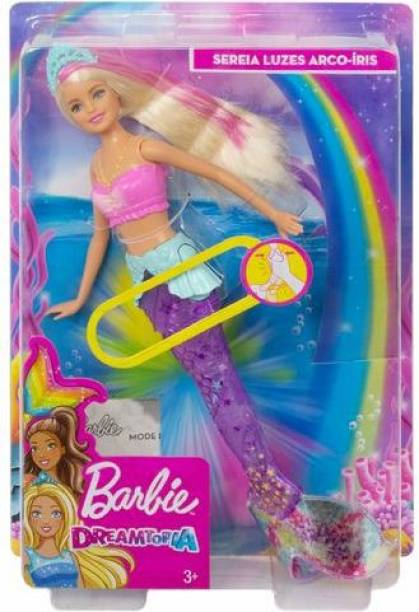 BARBIE Dreamtopia Feature Mermaid 1