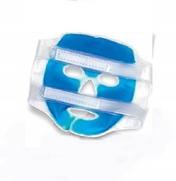 Skylight COOLING ICE FACE MASK|COLOR BLUE  Face Shaping Mask