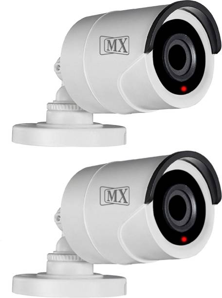 MX Security Camera With Realistic Looking Infrared Sensor CCTV Surveillance Security Camera