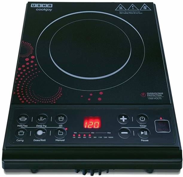 USHA COOK JOY -3616 Induction Cooktop