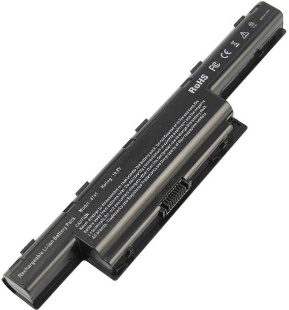 Regatech Compatible for Aspire Travelmate AS10D51, 5742, 4738, 4741, 4739, E1 6 Cell Laptop Battery