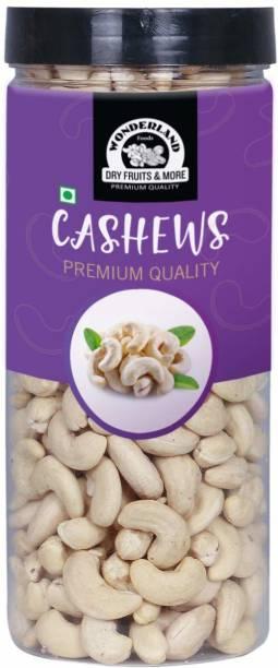 WONDERLAND Foods Premium Whole Cashews