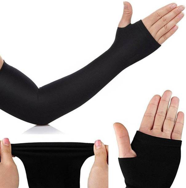 L'AVENIR Cotton, Nylon Arm Sleeve For Men & Women