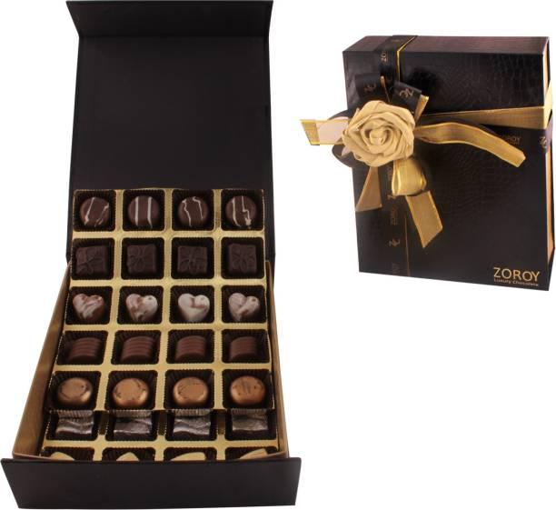 Zoroy Luxury Chocolate 40 chocolates Bars